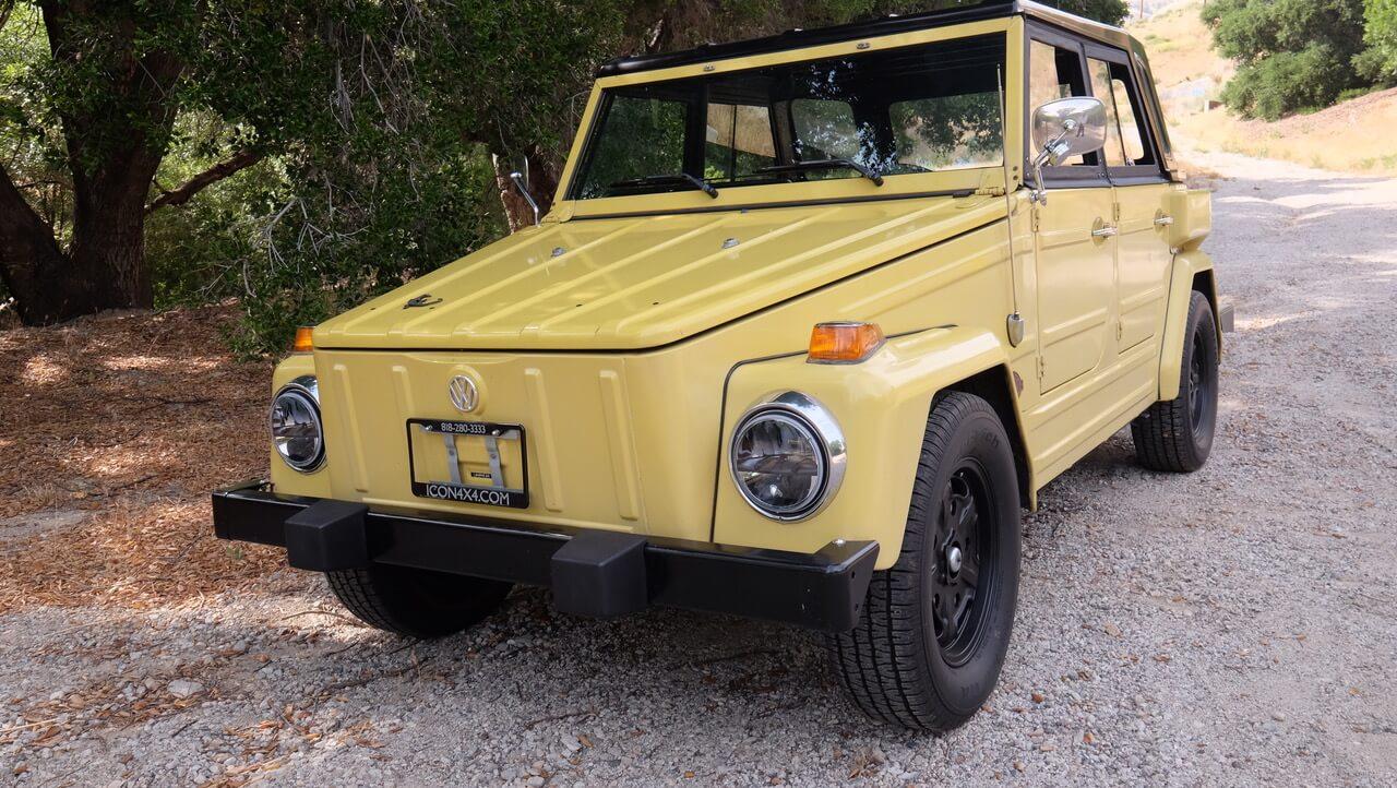 1974 VW Thing EV