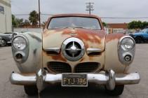 1950 Studebaker Starlight Commander Coupe
