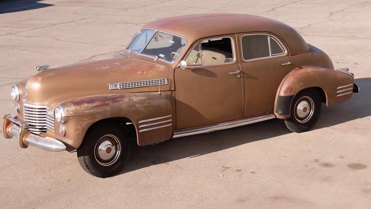 1941 Cadillac Sedan
