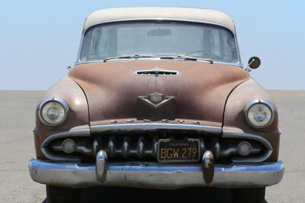 1954 DeSoto Wagon 2