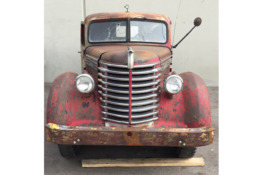 1949 Diamond T Pick Up