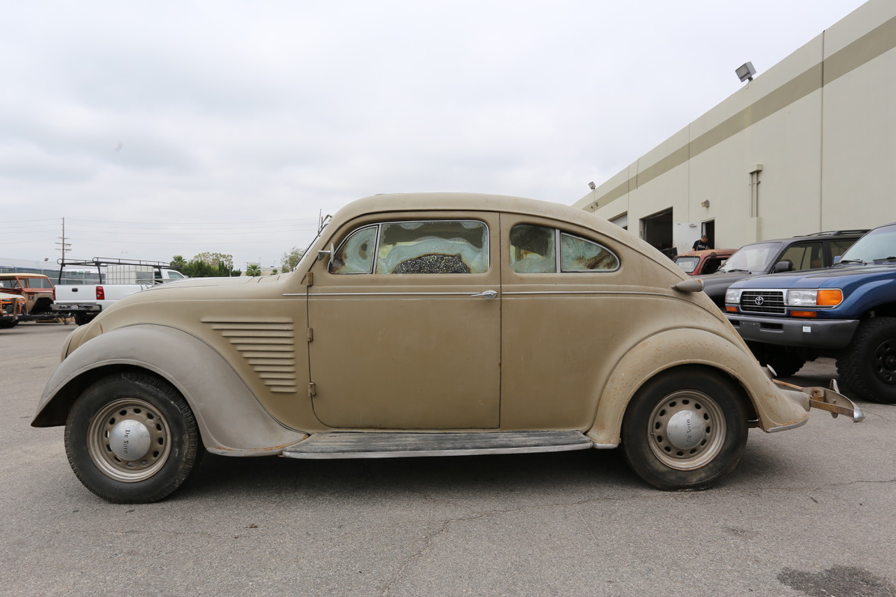 1934 DeSoto Airflow Coupe