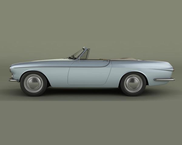 1963 Volvo 1800 - 1